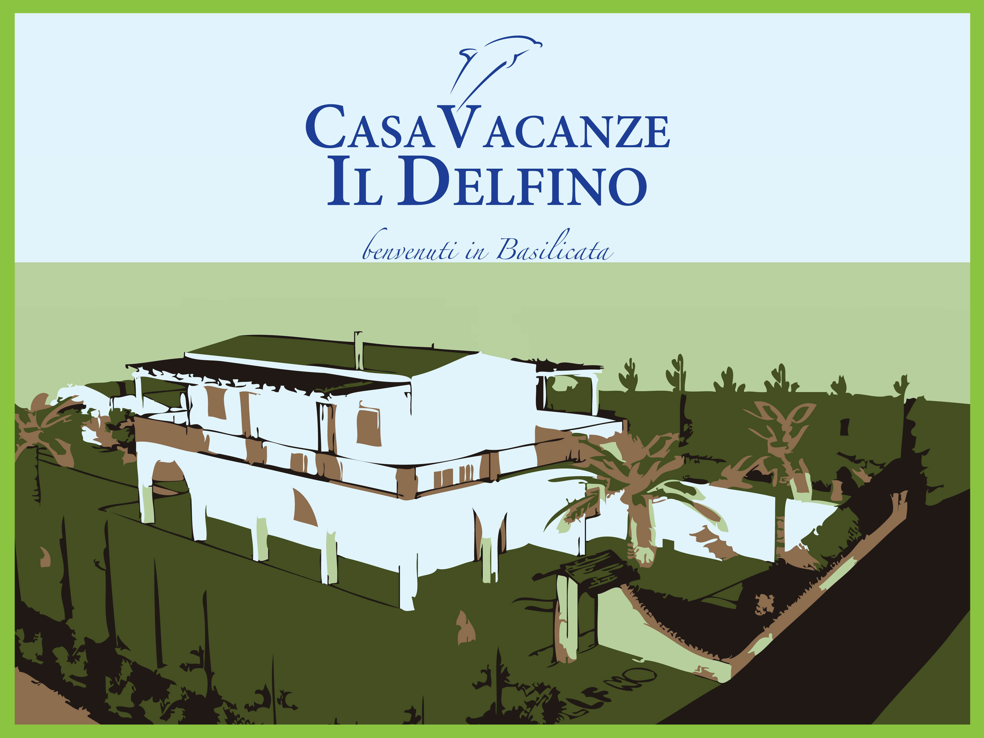 b & b casa vacanze il delfino caporotondo pisticci marconia vi dà il benvenuto in basilicata lucania sud italia